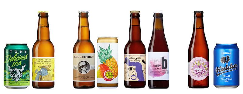 Alkoholfri och glutenfri öl efterfrågas idag