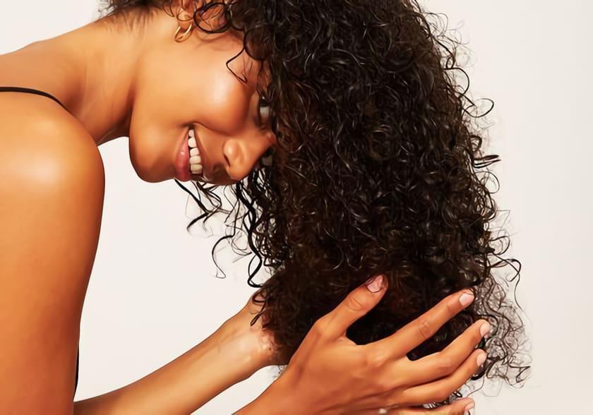 Behandlingar för afrohåret