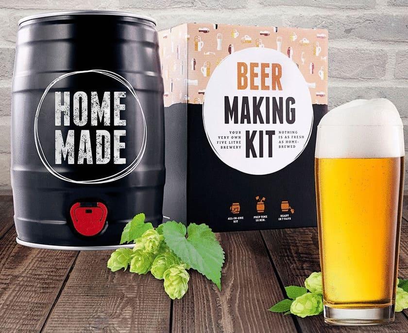 Brygga öl hemma