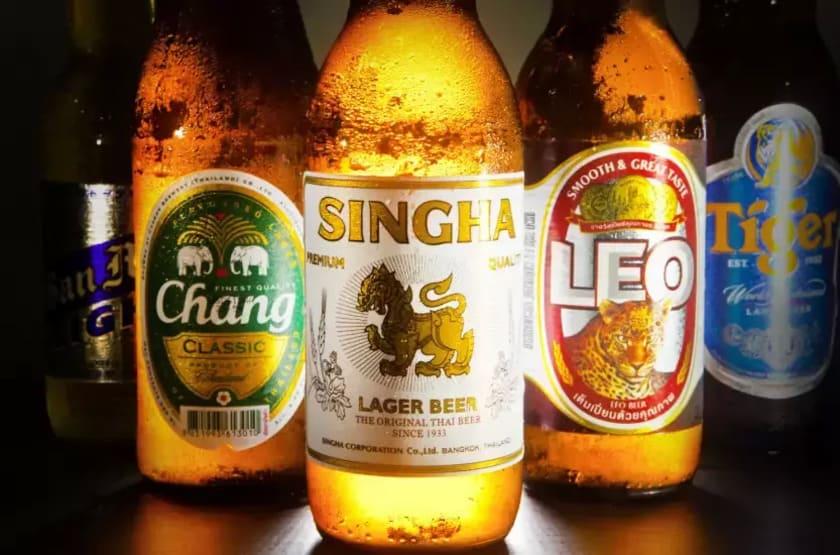 Öl runtom i världen