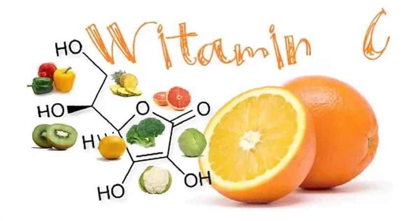 Fördelaktiga egenskaper hos C-vitamin